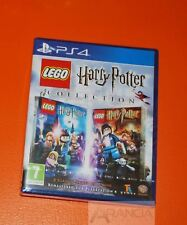 LEGO HARRY POTTER COLLECTION PS4 NUOVO e SIGILLATO