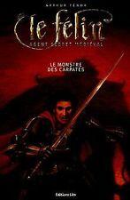 Le Félin : Le monstre des Carpates von Ténor, Arthur | Buch | Zustand gut