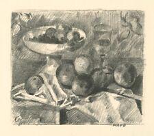 Maurice Denis original lithograph