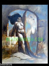 MIKE HOFFMAN-Original Art-Comic Art-Frankenstein,Monster,Horror,VAMPIRE,DRACULA