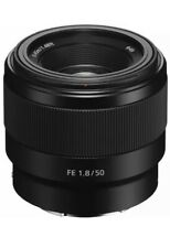 Sony FE 50mm F1.8 lens (SEL50F18F) Brand New UK-Stock