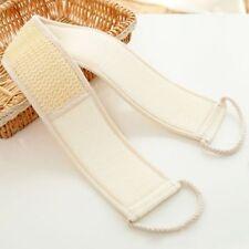 Soft Exfoliating Back Strap Shower Body Scrubber Brush Body Sponge Cloth Towel