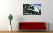 """DAF XF 105 TRUCK NEW GIANT LARGE ART PRINT POSTER PICTURE WALL 33.1""""x20.7"""""""