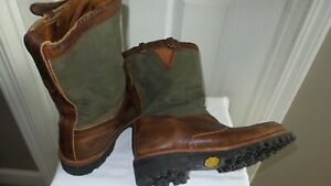 Timberland Boot Company Tackhead 76122 Ankle Boots 9 US Brown/Green