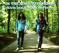 Alvin Lee / Mylon LeFevre • On the Road to Freedom CD 2012 Repertoire •• NEW ••