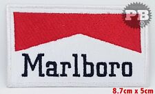 #338 Marlboro formula 1 jacket racing iron/sew on embroidered patch UK Seller