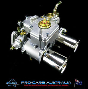 GENUINE 45 DCOE FAJS ( WEBER REPLACEMENT ) CARBURETTOR