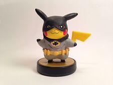 Batman Custom Pikachu Amiibo