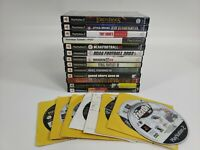 Lot of 21 PlayStation 2 PS2 Video Games UNTESTED Dark Cloud,God of War,Star Wars