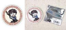 "Ranma ½ Can Badge 01 GraffArt Tatewaki Kuno 2.5"" A3 Rumiko Takahashi Licensed NW"