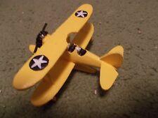 Built 1/100 American NAVAL AIRCRAFT FACTORY N3N CANARY Floatplane Aircraft