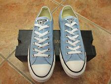 Converse Chucks All Star OX Gr. 37  BLUE SKY / HELLBLAU NEU TOP