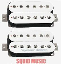 Seymour Duncan JB Model SH-4 Bridge & 59 SH-1n Neck White Humbucker Pickup Set