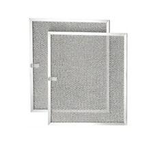 (2-Pack) Broan Nutone Model BPS1FA30 Aluminum Mesh Range Hood Filter