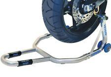 Oxford Premium Rear Paddock Stand Motorcycle Motorbike Universal Silver - OX281