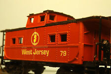 N-Scale Custom Painted West Jersey ne style #79