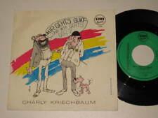 """7""""/CHARLY KRIECHBAUM/MIR GEHT`S GUAT UND WIA GEHT`S DIR ?/kiwi records 1596"""