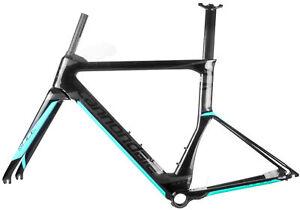 Cannondale SLICE Trial triathlon Aero Road Bike Carbon Frame set Black 700C 54cm