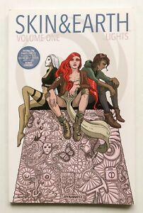 Skin & Earth by Lights Vol. One Dynamite Graphic Novel Comic Book