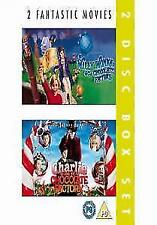Willy Wonka & The Chocolate Factory / Charlie And The Chocolate Factory DVD NEW