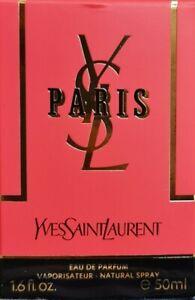 Yves Saint Laurent YSL PARIS Eau de Parfum Spray 50 ml