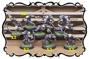FANTASY FOOTBALL - NEOMICS - Rats team (15 miniatures)