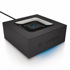Logitech Bluetooth Audio Adapter Turn Speaker into Wireless