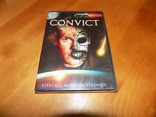 CONVICT 762 Mystery Thriller Science Fiction Space Prison Drama DVD SEALED NEW