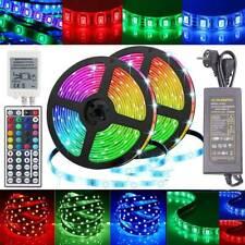 RGB LED Stripe 5050 SMD Leiste Streifen Band Licht Leuchte Lichterkette 1m-30m