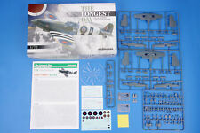 EDUARD 2125 Spitfire Mk.IXc & Mk.IXe The Longest Day in 1:72 LIMITED Dual Combo