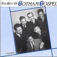 VARIOUS ARTISTS - THE BEST OF GOTHAM GOSPEL USED - VERY GOOD CD