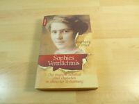 Ingeborg Prior: Sophies Vermächtnis / Taschenbuch