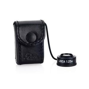 Genuine Leica Viewfinder Magnifier M 1.25x #12004
