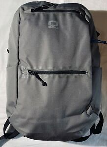 """Ogio Shadow Core Flux 220 18"""" Backpack 22L Charcoal New Laptop Bag"""