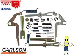 Complete Rear Brake Drum Hardware Kit for Mazda B2200 1990-1993