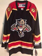 CCM Classic NHL Jersey Florida Panthers Team Navy sz XL