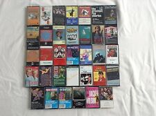 Collection of 34) 50's/60's Artists Cassettes