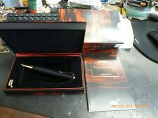 Montblanc Writers Edition Virginia Woolf Limited Edition Ballpoint Pen NOS