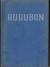 """CONSTANCE ROURKE -- """"AUDUBON"""" -- Color Nature Prints of Birds -- HC 1936"""