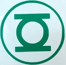 Green Lantern Corps Vinyl Sticker Decal home laptop choose size and color