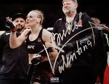VALENTINA SHEVCHENKO Autographed Signed UFC 8x10 Photo REPRINT