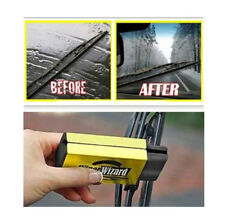 Wiper Wizard Car&Van Windshield Blade Restorer Cleaner Universal 5 Wizard Wipes