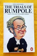 The Trials of Rumpole John Mortimer FREE AUS POST used paperback 1979