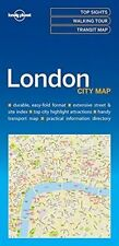 Lonely Planet London City Map Folded Sheet Map Waterproof 9781786574138