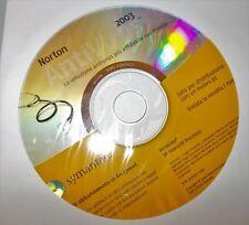 Norton Antivirus 2003 ( Windows XP) sigillato - software da collezione