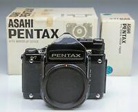 Pentax 6x7 + Ttl Penta Prism Finder
