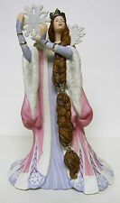 "Lenox ""Legendary Princess Collection"" - 1987 - The Snow Queen - Original box"