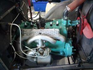 1929 Ford Model A Engine and Transmission 201 CID Inline 4