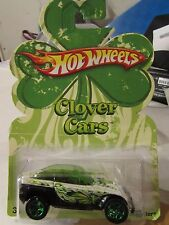 Hot Wheels Clover Cars Jeep Jeepster!! White