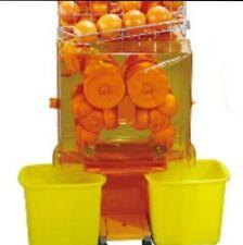 Auto Feed commercial orange juice machine